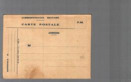 Carte De FRANCHISE MILITAIRE éditée Par PAUL DUVAL à ELBEUF - 2. Weltkrieg 1939-1945