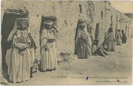 ALGERIE Scènes Et Types Femme Ouled Nahils Femmes Du Sud Algérien - Women