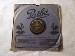 Disque 78 T Phonographe GRAMOPHONE Pathé - Orchestre Bosc N° 6426 - 78 G - Dischi Per Fonografi