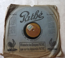Disque 78 T Phonographe GRAMOPHONE Pathé - Dranem De L'Eldorado N° 2093 - 78 G - Dischi Per Fonografi