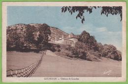 Rare CPA GOURDAN Chateau De Gourdan 31 Haute Garonne - Altri Comuni