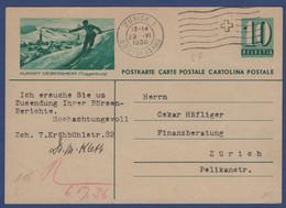 BPK Degersheim (aa5696) - Enteros Postales