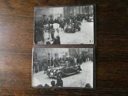 MENDE (48 Lozére) Défilé 1er Mai 1946 2 Photos Format Carte Postale Voir 2 Scans - Mende