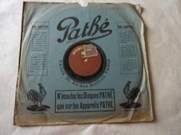 Disque 78 T Phonographe GRAMOPHONE Pathé - V. Massé - Noces Jeannette N° 1717 - 78 G - Dischi Per Fonografi