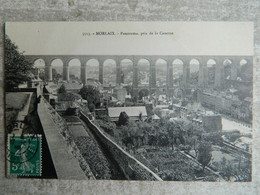 MORLAIX                     PANORAMA PRIS DE LA CASERNE - Morlaix