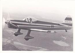 Photo - Originale : Aviation : Avion Militaire CAP 20 N°02 : En Vol : F. T F - V V : 18cm X 12,5cm - Luftfahrt