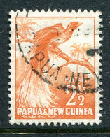 Papua New Guinea 1952-58 Pictorial Definitives - 2½d Bird Of Paradise Used (SG 4) - Papua Nuova Guinea