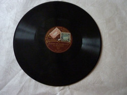 Disque 78 T Phonographe GRAMOPHONE International Talking Machine Co - Mercadier Baryton - 78 G - Dischi Per Fonografi
