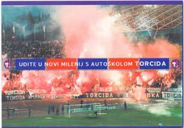 Postcard Stadium Zagreb Croatia Stadion Stadio - Estadio - Stade - Sports - Football  Soccer - Fútbol