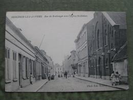 BERCHEM Lez ANVERS - RUE DU BOULANGER - Antwerpen