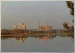 ARJUZANX / MORCENX (Landes) - Centrale Electrique Electricité De France EDF - Morcenx