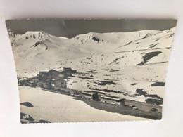 VALLS D ANDORRA PAS DE LA CASA (alt 2085 M) ANIMÉE- CARS - VOITURES - 2cv - Andorra
