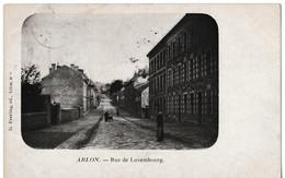 Arlon - Rue De Luxembourg - Aarlen