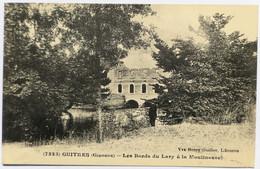 C. P. A. : 33 GUITRES : Les Bords Du Lary à La Moulinasse - Other Municipalities