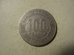 MONNAIE CONGO 100 FRANCS 1971 - Congo (Republic 1960)