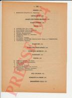 Infos Aube 1924 Ormes Palis Payns Nuisement Ruotte Onjon Masson Origny Le Sec (+ Suite Nogent Sur Seine) 250/3 - Unclassified