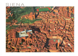 Postcard Stadium Siena Italy Campo Sportivo Stadion Stadio - Estadio - Stade - Sports - Football  Soccer - Calcio