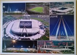 Postcard Stadium Torino Olimpico Juventus Stadion Stadio - Estadio - Stade - Sports - Football  Soccer - Calcio