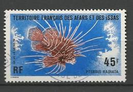 AFARS ET ISSAS  N° 435 OBL - Oblitérés