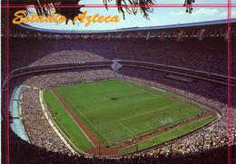 Postcard Stadium Mexico City Azteca Stadion Stadio - Estadio - Stade - Sports - Football  Soccer - Fútbol