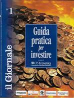"""Lotto 13 Fascicoli Di """"Guida Pratica Per Investire"""" N°1/2/3/4/5/6/7/9/10/11/22/23/25 - Formato 20,5x27-vedi Foto - Collections"""