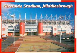 Postcard Stadium Middlesbrough England Stadion Stadio - Estadio - Stade - Sports - Football  Soccer - Calcio
