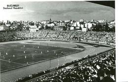Postcard Stadium Bucarest Romania Stadion Stadio - Estadio - Stade - Sports - Football  Soccer - Fútbol