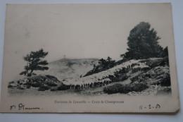 CPA - Croix De Champrousse - 1903 - Chamrousse