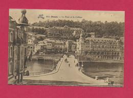 C.P. Dinant  = Le Pont  Et Le Collège - Dinant