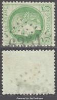 *RARETE* GC 6351 (Entrecasteaux, Var (78)), Cote +200€ - 1849-1876: Klassik