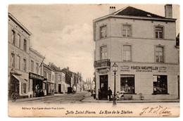 Jette-saint-Pierre: Rue De La Station - Jette