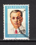 PHILIPPINES   N° 1036   OBLITERE    COTE 1.00€    HOMME POLITIQUE - Philippines