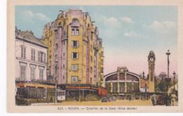 Rouen, Quartier De La Gare, Rive Droite - Rouen