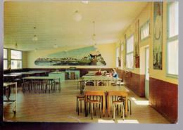 REF 540 : CPSM 44 PIRIAC SUR MER La Salle Du Refectoire Colonie De Vacances Des PTT - Piriac Sur Mer