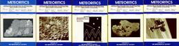 Meteoritics & Planetary Science 1993  (5 Numbers) - Astronomy