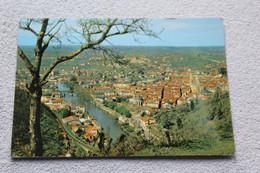 Cpm, Villefranche De Rouergue, Vue Générale, Aveyron - Villefranche De Rouergue