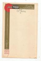 L , MENU , CHAMPAGNE MERCIER ,EPERNAY , Frais Fr 1.75 € - Menükarten