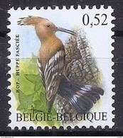BELGIE * Buzin * Nr 3200 * Postfris Xx * FLUOR  PAPIER - 1985-.. Uccelli (Buzin)