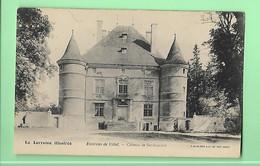88----SANDAUCOURT---Environs De VITTEL---Château De SANDAUCOURT--voir 2 Scans - Other Municipalities