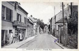 91  SAINTRY  MAGASIN DE DROGUERIE  GRANDE RUE - Other Municipalities