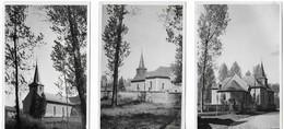 154) Broekom - 3 X Kerk - Borgloon