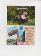 20315 Lot De Cartes - 500 Postcards Min.