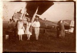 AFRIQUE VOL AVEC BIPLAN - Aviation