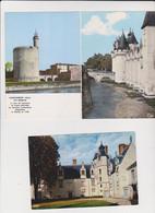 20317 Lot De Cartes - 500 Postcards Min.
