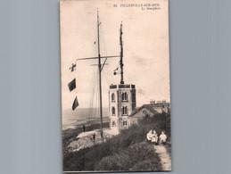 14 - Calvados - Villerville Sur Mer  - Cpa - Le Sémaphore - Villerville