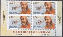 France Coin Daté - N°  72 A ** Poste Aérienne - Louis Blériot - Traversée De La Manche, Au 25.05.09 - Aéreo