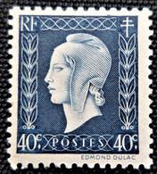 N° 684 Neuf Sans Trace De Charnière - Unused Stamps