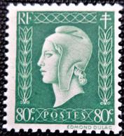 N° 688 Neuf Sans Trace De Charnière - Unused Stamps
