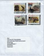 9490 Vaduz - Nibelungenlied Nibelungen - Cartas