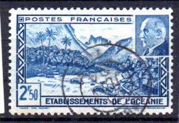 Océanie: Yvert N° 139 - Used Stamps